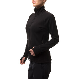 Houdini Power Jacket Women true black